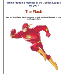 I am The Flash 3 XD by iwildaydreambeliever