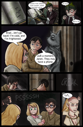 The Arrival Page 13 by Morphicelus