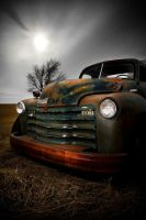 Old Chevy by kylewright