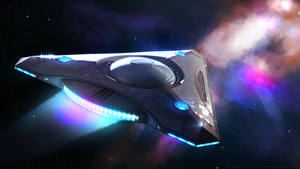Lukari Science Vessel by Enterprise-E