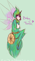 Baby Tooth by oNarissa