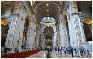 St. Peter's Basilica by OshimaruKung7285