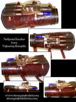 Aetherial Exciter from Tinkerton Scientific by Steampunked-Out