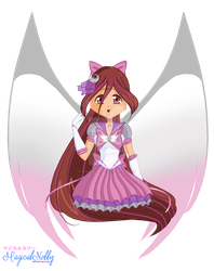 [RAFFLE PRIZE] Eternal Sailor Lunaria by MagicalNelly