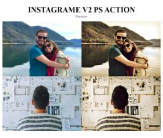 Instagrame V2 by yousefcia