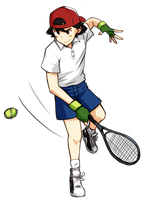 Tennis Ash by PokeTrainer-Ashlex
