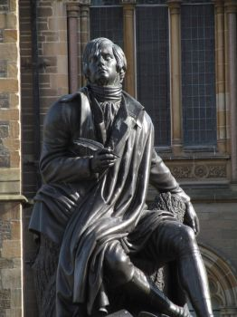 Robert Burns by LukeMill