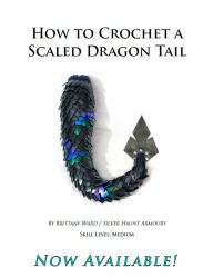 Dragon Tail TUTORIAL NOW AVAILABLE by SilverHauntArmoury