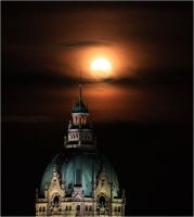 Townhall Hannover by loewenhoehle