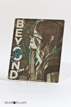 Beyond Two Souls WoodBox Work in Progress Front by WoodBoxEdition