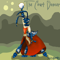 The Court Dancer -Vyala- by RoseSagae