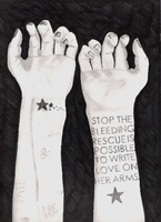 Stop The Bleeding by AnnaUnFabulous