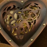 Pierced Heart by Lostwaxoz