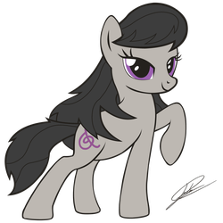Octavia Melody by DSonic720 by ice1517