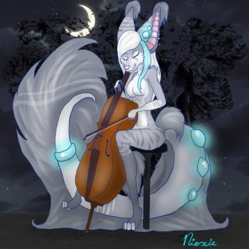 Cello Niexie by Niexie