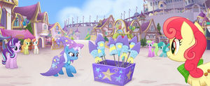 My little Pony : The Movie Moments 9 by Wakko2010