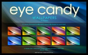 Eye Candy wallpapers by deadPxl