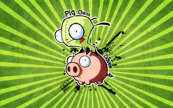 Pig Owns by Davee777