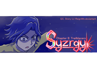 Syzrgy Chapter II: Trailblazers Banner by Reign4th
