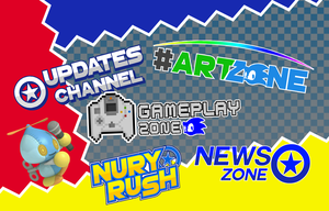 Channel Update - Restart! by NuryRush