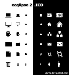 ecqlipse 2 '.ico' by chrfb