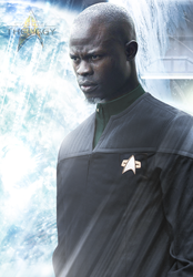 Science Officer Tyreke Okafor | Star Trek: Theurgy by Auctor-Lucan