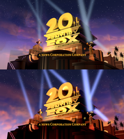 20th Century Fox 2009 Remake (Outdated 4) by SuperBaster2015