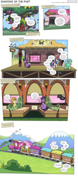MLP:FiM - Shadows of the Past #26 by PerfectBlue97