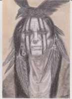 Native American Indian by kimpp64