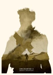 Uncharted 3 by ryanswannick