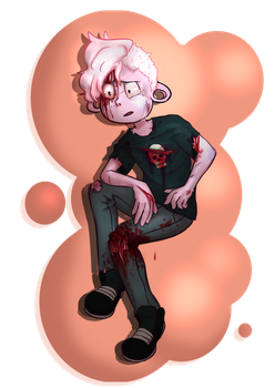 (Pink Lars) I don't want another transformation by GrayscaleFiend