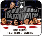 Congressional Deathmatch by chasesocal