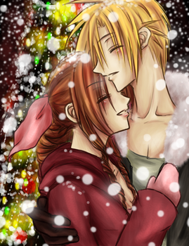 All I Want For Christmas... by TenchuuYoukai