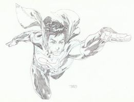Superman by timothygreenII