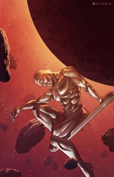 FaH - Silver Surfer by Pryce14