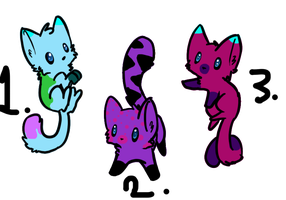Old adoptables by emmbug124