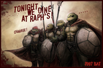4 -TMNT Spartans by theblindalley