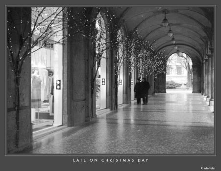 Late on Christmas day by multix