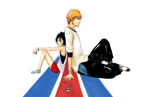 Bleach by AFunny