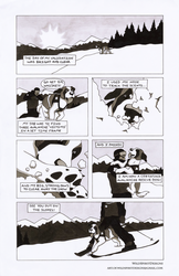 Whiskey The Avalanche Dog Comic - Page 10 by WildSpiritWolf