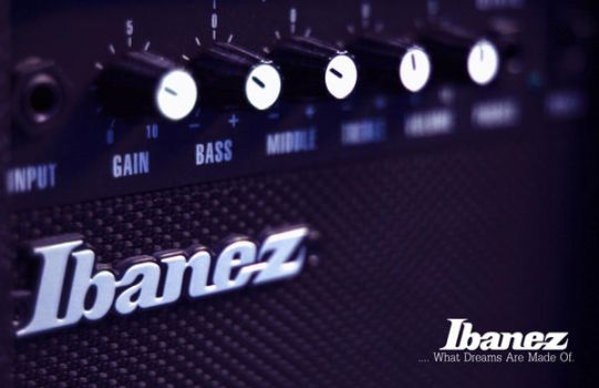 Ibanez, What dreams made of. by ErsinAlan