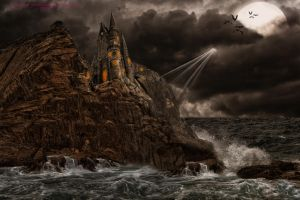 Castle of the Damned by Branka-Johnlockian
