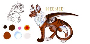 NeeNee Contest Entry by AprilSilverWolf