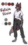Felicia Stein [Automatic World Reference] by Raily-Winner