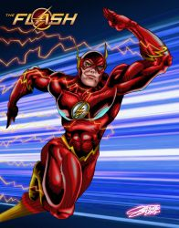 The FLASH by VAXION