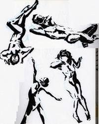 figures by onlyWitness