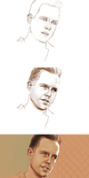 Dean Winters WIP by bwenner