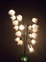 Lily of the valley. Artificial Light Bouquet by smallparadise