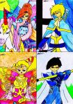 Artwork From Winx Club 1 by lordtrigonstar
