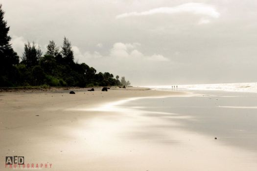 The Dead Coast by ayedaceh